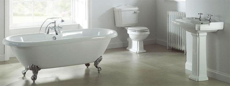 bathroom fitters leek